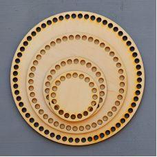 Донышко в форме круг 200*3 мм