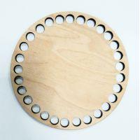 Донышко, форма круг, 100*3 мм