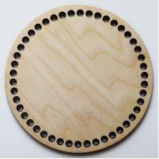 Донышко, форма круг, 200*6 мм
