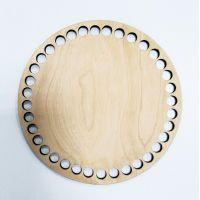 Донышко, форма круг, 120*3 мм