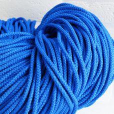 Шнур полиэфирный 5 мм, цвет василёк светлый 13