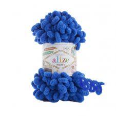 Alize Puffy, цвет 141 (василёк)