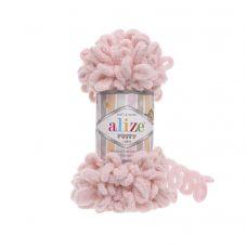Пряжа Alize Puffy, цвет 161 (пудра)