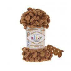 Alize Puffy, цвет 179 (верблюжий)