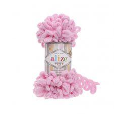 Пряжа Alize Puffy, цвет 185 (розовый)