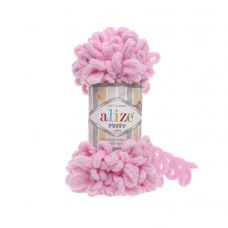 Alize Puffy, цвет 185 (розовый)
