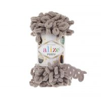 Alize Puffy, цвет 268 (молочно-бежевый)