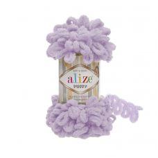 Alize Puffy, цвет 27 (светлая сирень)