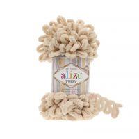 Alize Puffy, цвет 310 (медовый)