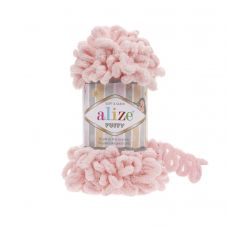Alize Puffy, цвет 340 (пудра)