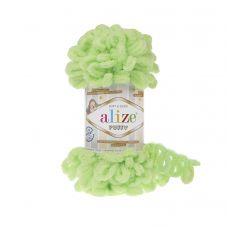 Alize Puffy, цвет 41 (фисташковый)