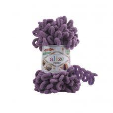 Пряжа Alize Puffy, цвет 437 (лаванда)