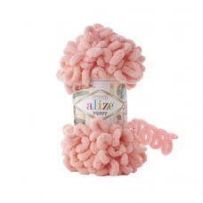 Пряжа Alize Puffy, цвет 529 (персиковый)