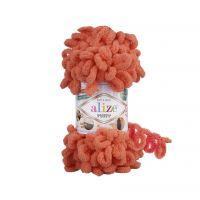 Alize Puffy, цвет 619 (коралловый)
