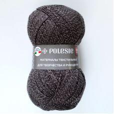 Пряжа Polesie Венеция NEW, цвет коричневая дымка