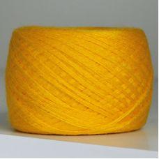 Слонимская пряжа, цвет меланж жёлтый