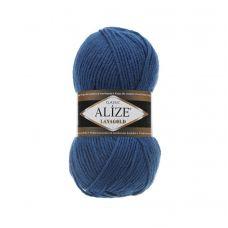 Alize Lanagold, цвет 155 (тёмно-бирюзовый)