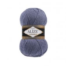 Alize Lanagold, цвет 203 (джинс меланж)
