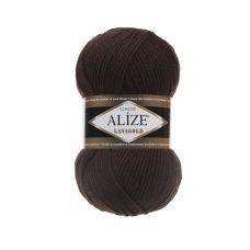 Пряжа Alize Lanagold, цвет 26 (коричневый)