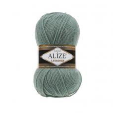 Пряжа Alize Lanagold, цвет 386 (лазурный)