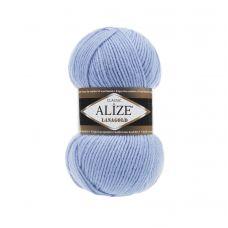 Пряжа Alize Lanagold, цвет 40 (голубой)
