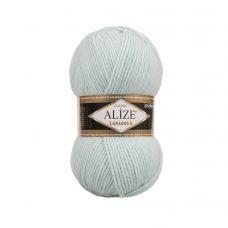 Пряжа Alize Lanagold, цвет 522 (мята)