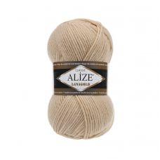 Пряжа Alize Lanagold, цвет 680 (медовый)