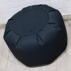 Основа для пуфа, размер 28*40, цвет тёмно-серый