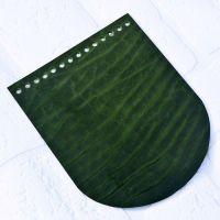 Клапан, размер 15 * 18 см, цвет зелёный