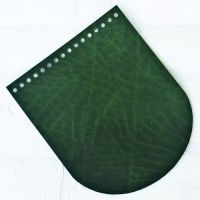 Клапан, размер 17 * 20 см, цвет зелёный