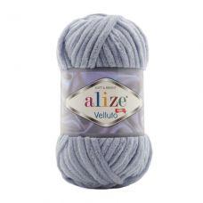 Alize Velluto, цвет 87