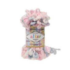 Alize Puffy Color, цвет 5864
