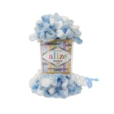 Alize Puffy Color, цвет 5865