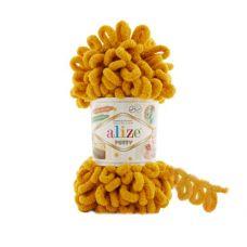 Alize Puffy, цвет 2 (горчица)