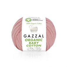 Gazzal Organic Baby Cotton, цвет 425