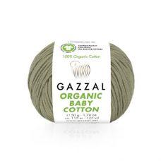 Gazzal Organic Baby Cotton, цвет 431