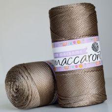 Maccaroni PP Macrame 2 мм, цвет тёмно-бежевый