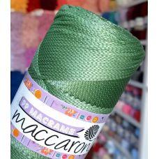 Maccaroni PP Macrame 2 мм, цвет травяной