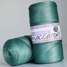 Maccaroni PP Macrame 2 мм, цвет пыльная зелень