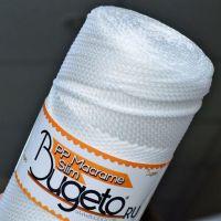Bugeto PP Macrame Slim 2 мм, цвет белый