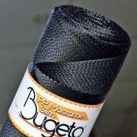 Bugeto PP Macrame Slim 2 мм, цвет чёрный