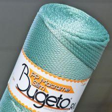 Bugeto PP Macrame Slim 2 мм, цвет пыльная мята