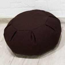 Основа для пуфа, размер 20*40, цвет шоколад