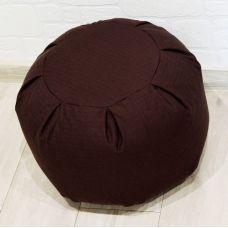 Основа для пуфа, размер 28*40, цвет шоколад