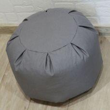 Основа для пуфа, размер 28*40, цвет светло-серый