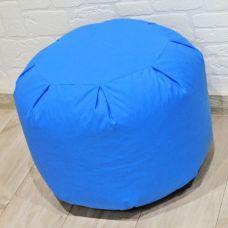 Основа для пуфа, размер 35*47, цвет голубой