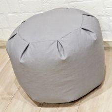 Основа для пуфа, размер 35*47, цвет светло-серый