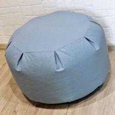 Основа для пуфа, размер 40*70, цвет серо-голубой