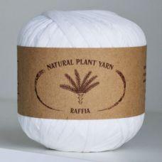 Raffia, цвет белый 01